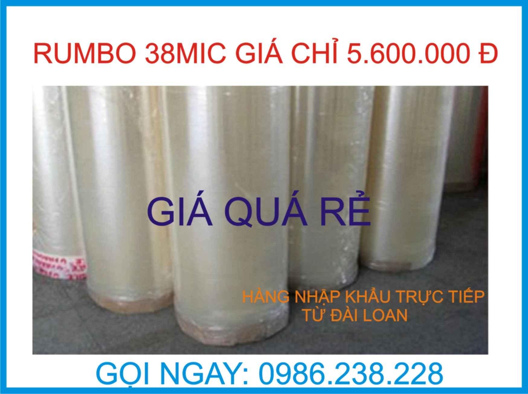 BĂNG KEO JUMBO 38MIC